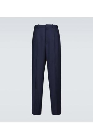Balenciaga Homme Pantalons classiques - Pantalon ample en laine