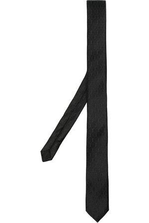 Saint Laurent Homme Cravates - Cravate à motif monogrammé