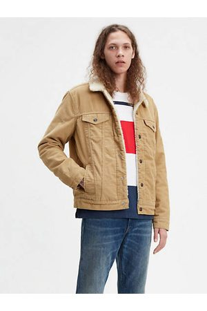 Levi's Type 3 Sherpa Trucker Jacket / True Chino Cord Better