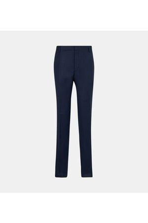 Comptoir GL Pantalon de costume Terma slim en laine