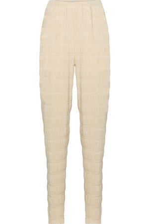 Totême Exclusivité Mytheresa – Pantalon slim à taille haute