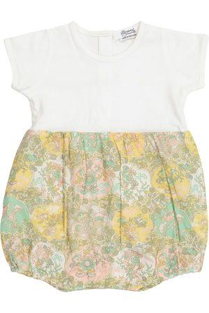 BONPOINT Bébé Bodys bébé - Bébé – Grenouillère Liberty en coton à fleurs