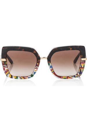 Dolce & Gabbana Lunettes de soleil carrées