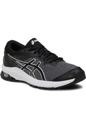 Asics Chaussures - GT-1000 10 Gs 1014A189 Black/White 006