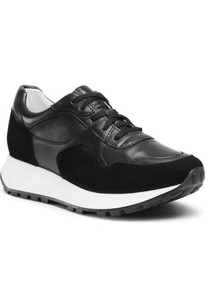 Gino Rossi Femme Baskets - Sneakers - RST-MADDOX-02 Black