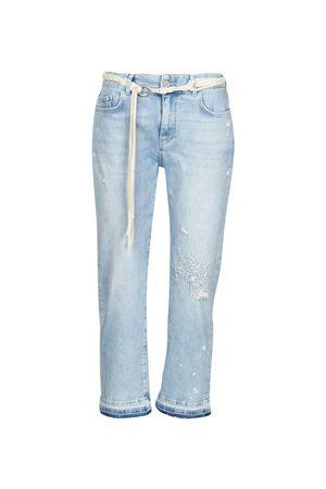 Desigual Femme Jeans - Jeans 3/4 & 7/8 PONDIO