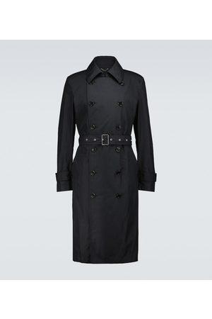 DRIES VAN NOTEN Trench-coat en coton mélangé