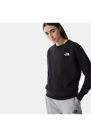The North Face Femme Sweatshirts - Sweatshirt Oversized Essential Pour Femme Tnf Black Taille L