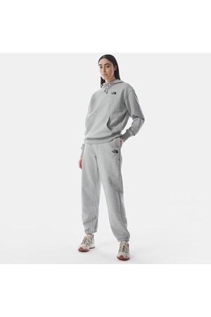 The North Face Pantalon De Jogging Oversized Essential Pour Femme Tnf Light Grey Heather Taille L