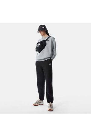 The North Face Pantalon De Jogging Oversized Essential Pour Femme Tnf Black Taille L