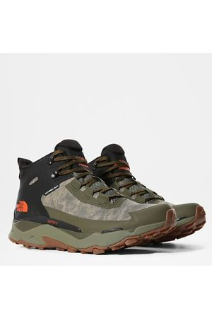 The North Face Chaussures Montantes Vectiv Exploris Futurelight™ Pour Homme Military Olive Cloud Camo Wash Print/tnf Black Taille 39