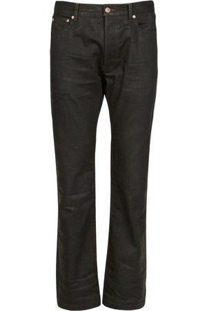 Balenciaga Homme Jeans - Jeans En Denim De Coton Japonais