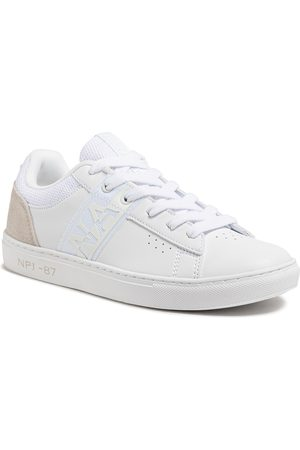 Napapijri Sneakers - Willow NP0A4FKT Bright White 021