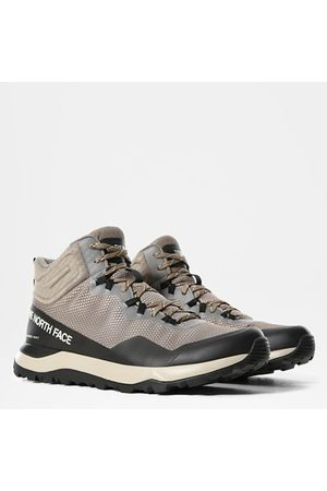The North Face Chaussures Activist Futurelight™ Mid Pour Homme Mineral Grey-tnf Black Taille 39