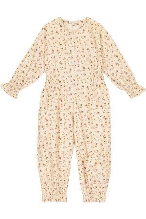 Caramel Combi-pantalon Anemone à fleurs en coton
