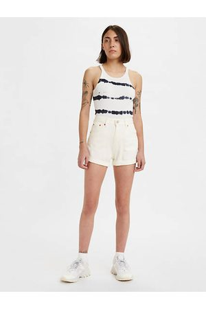 Levi's Mom A Line Shorts Neutral / Want Not