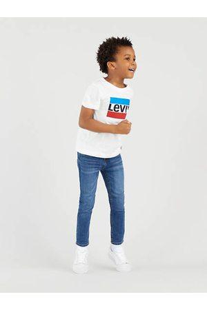 Levi's Kids Skinny Taper Jeans / Por Vida