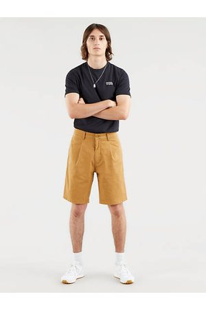 Levi's XX Stay Loose Pleated Shorts Neutral / Medal Bronze
