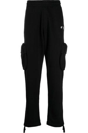 OFF-WHITE Homme Pantalons - Pantalon de jogging à logo imprimé
