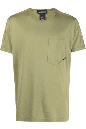 STONE ISLAND SHADOW PROJECT T-shirt à poche plaquée