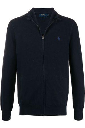 Polo Ralph Lauren Sweat zippé à logo brodé