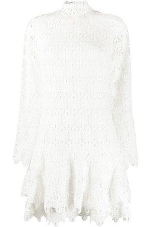Jonathan Simkhai Femme Robes de soirée - Robe courte à détail superposé
