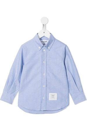 Thom Browne Fille Chemisiers - Chemise Oxford