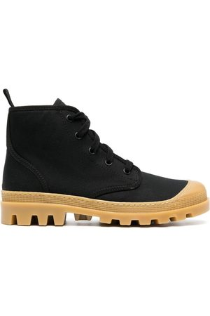 GIA Femme Bottines - Perni lace-up boots