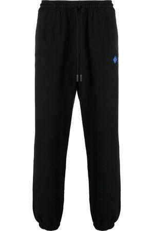 MARCELO BURLON Pantalon de jogging à motif géométrique