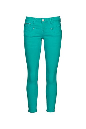 Freeman T Porter Femme Pantalons - Pantalon ALEXA CROPPED NEW MAGIC COLOR