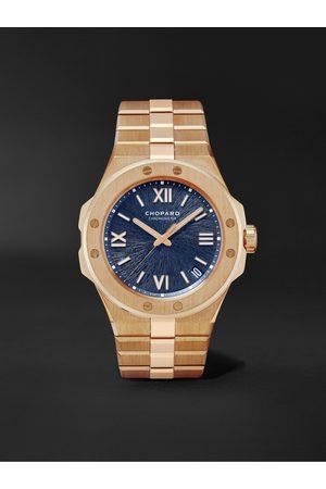 Chopard Homme Montres - Alpine Eagle Large Automatic 41mm 18-Karat Rose Gold Watch, Ref. No. 295363-5001