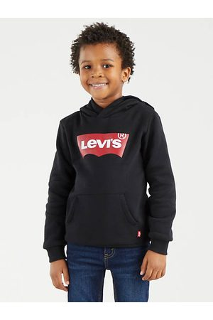 Levi's Kids Batwing Screenprint Hoodie Noir / Black