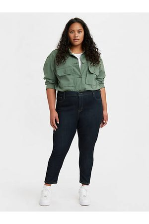 Levi's 721™ High Rise Skinny Jeans (Plus) Indigo foncé / To The Nine