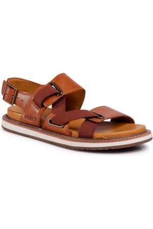 Keen Sandales - Lana Z-Strap Sandal 1022583 Tortoise Shell/Silver Birch