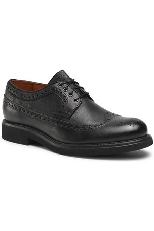 Gino Rossi Homme Chaussures basses - Chaussures basses - MB-MACAO-10 Black