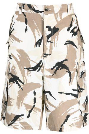 Kenzo Bermuda à imprimé camouflage