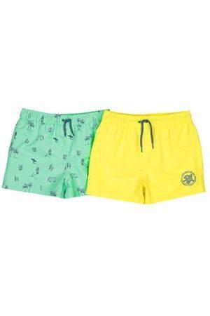 La Redoute Lot de 2 shorts de bain 3-12 ans