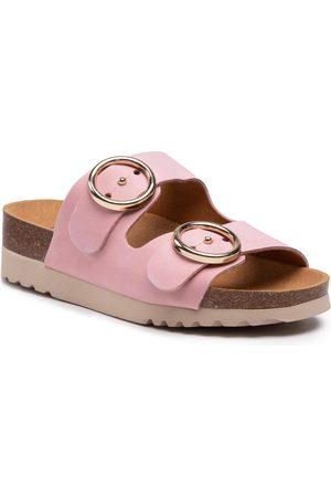 Scholl Mules / sandales de bain - Malibu' 2 Straps F29319 1248 350 Pale Pink