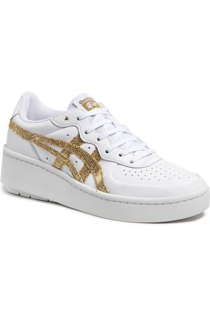 Onitsuka Tiger Femme Baskets - Sneakers - Gsm W 1182A538 White/Pure Gold