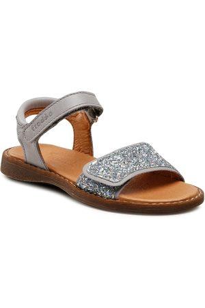 Froddo Fille Sandales - Sandales - G3150179-5 M Light Grey