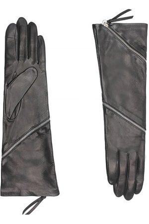 AGNELLE Zipper tactile doublure en soie
