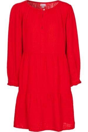 Velvet Robe Mirella en coton