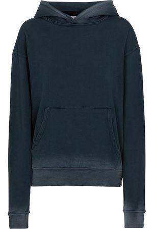 Velvet Sweat-shirt à capuche Adoria en coton