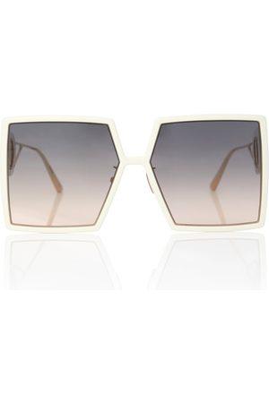 Dior Lunettes de soleil 30Montaigne SU carrées