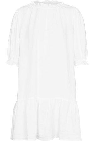 Velvet Femme Robes d'été - Robe Bernice en lin