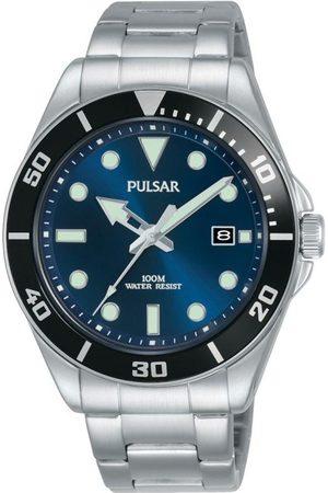 Pulsar Montre PG8289X1 - SPORT Dateur Bracelet Acier Boîtier Acier Homme