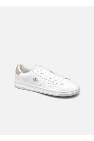 Champion Low Cut Shoe Court Club Patch W par