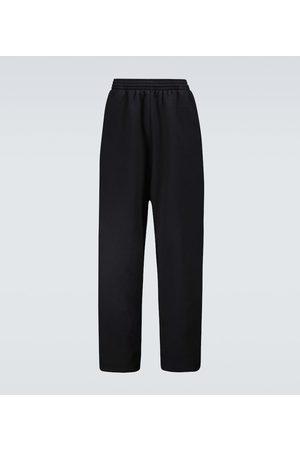 Balenciaga Pantalon de survêtement Baggy en coton