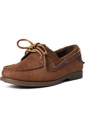 Ariat Femme Mocassins - Women's Antigua Shoes in Walnut