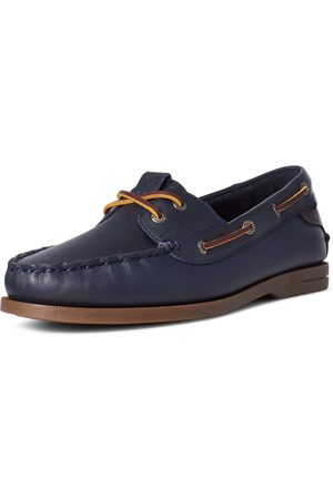 Ariat Men's Antigua Shoes in Navy